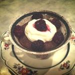 Choc Molten Pudding